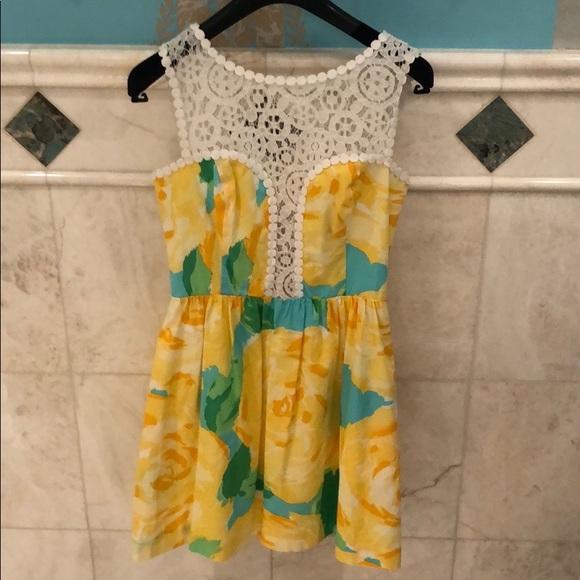 Lilly Pulitzer Dresses & Skirts - Lilly Pulitzer Mini Dress